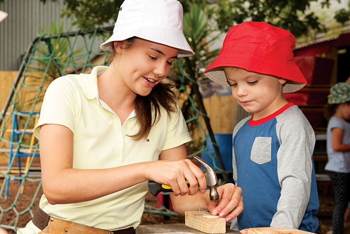 child care courses in melbourne australia