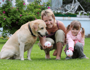 Tips for introducing dogs to kids - sage child care