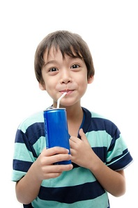 Children and soda drinks - Sage Institute of Child Care