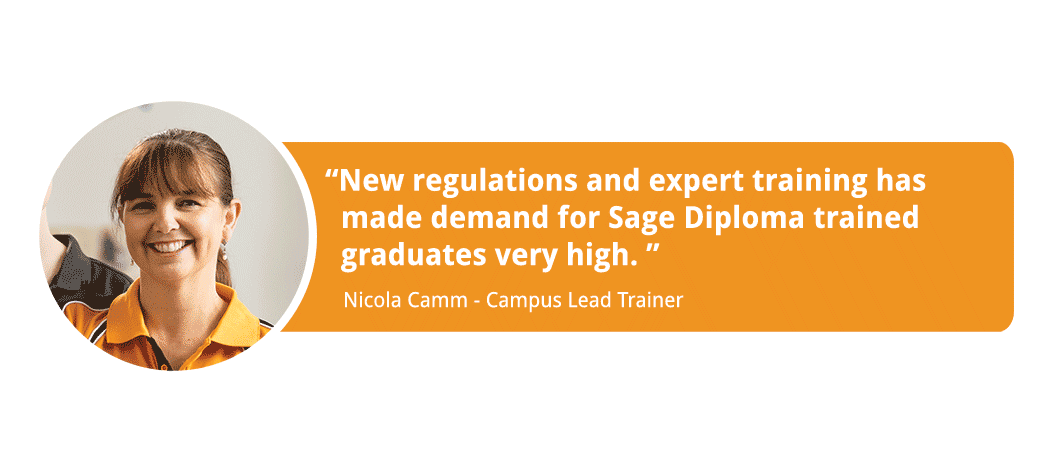 Sage Diploma of Child Care