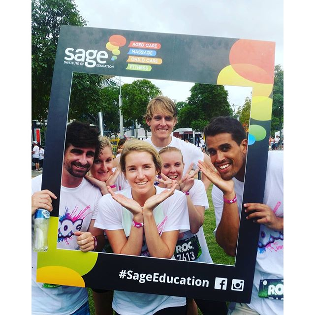 ROC Race 2016 - Sage Institute of Child Care
